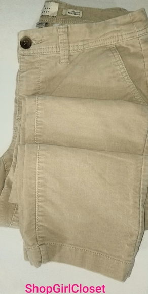 A New Day Stretch Cords...Tan...Size 2